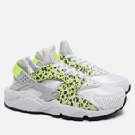 Женские кроссовки Nike Air Huarache Run Premium White/Ghost Green/Pure Platinum фото- 1