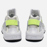 Женские кроссовки Nike Air Huarache Run Premium White/Ghost Green/Pure Platinum фото- 3