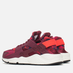 Женские кроссовки Nike Air Huarache Run Print Deep Garnet/Bright Crimson фото- 2
