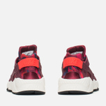 Женские кроссовки Nike Air Huarache Run Print Deep Garnet/Bright Crimson фото- 3