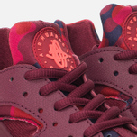 Женские кроссовки Nike Air Huarache Run Print Deep Garnet/Bright Crimson фото- 5