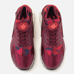 Женские кроссовки Nike Air Huarache Run Print Deep Garnet/Bright Crimson фото- 4