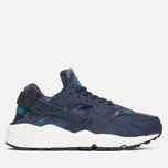 Женские кроссовки Nike Air Huarache Run Print Obsidian/Black Sail фото- 0