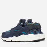 Женские кроссовки Nike Air Huarache Run Print Obsidian/Black Sail фото- 2
