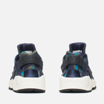 Женские кроссовки Nike Air Huarache Run Print Obsidian/Black Sail фото- 3