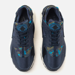 Женские кроссовки Nike Air Huarache Run Print Obsidian/Black Sail фото- 4