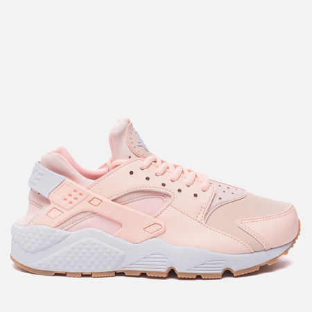 Женские кроссовки Nike Air Huarache Run Sunset Tint/White/Gum Yellow