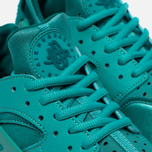 Женские кроссовки Nike Air Huarache Run Teal/White фото- 5