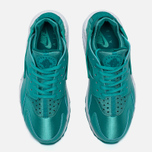 Женские кроссовки Nike Air Huarache Run Teal/White фото- 4