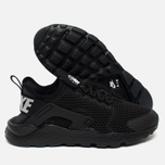 Женские кроссовки Nike Air Huarache Run Ultra BR Black/Black фото- 2
