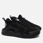 Женские кроссовки Nike Air Huarache Run Ultra BR Black/Black фото- 1