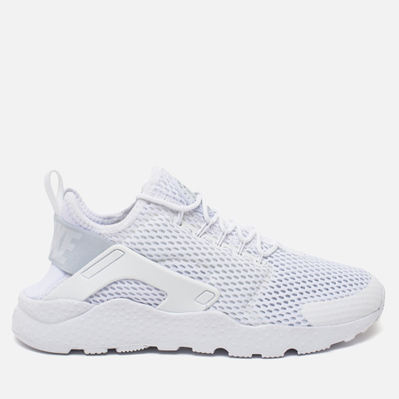 Женские кроссовки Nike Air Huarache Run Ultra BR White