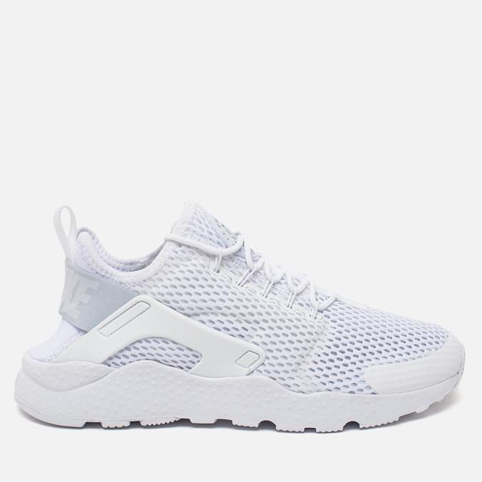 Nike Air Huarache Run Ultra BR Women's Sneakers White