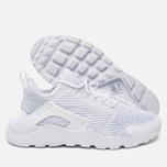 Женские кроссовки Nike Air Huarache Run Ultra BR White фото- 2