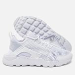 Nike Air Huarache Run Ultra BR Women's Sneakers White photo- 2