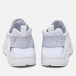 Nike Air Huarache Run Ultra BR Women's Sneakers White photo- 3