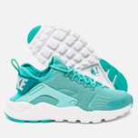 Женские кроссовки Nike Air Huarache Run Ultra Hyper Turquoise/White фото- 2