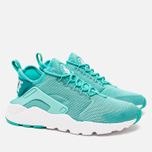 Женские кроссовки Nike Air Huarache Run Ultra Hyper Turquoise/White фото- 1