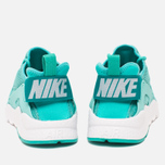 Женские кроссовки Nike Air Huarache Run Ultra Hyper Turquoise/White фото- 3