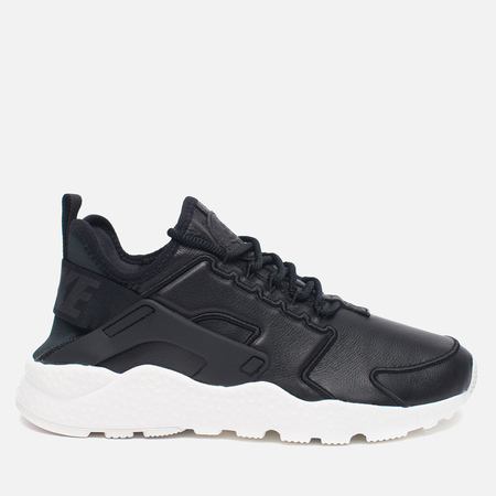 Женские кроссовки Nike Air Huarache Run Ultra SI Black/Off White