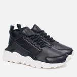 Женские кроссовки Nike Air Huarache Run Ultra SI Black/Off White фото- 2