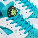 Nike Air Huarache Women's Sneakers White/Gamma Blue photo- 5