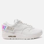 Женские кроссовки Nike Air Max 1-100 White/White/White фото- 0