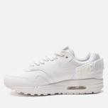 Женские кроссовки Nike Air Max 1-100 White/White/White фото- 1
