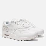 Женские кроссовки Nike Air Max 1-100 White/White/White фото- 2