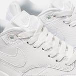 Женские кроссовки Nike Air Max 1-100 White/White/White фото- 3
