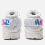 Женские кроссовки Nike Air Max 1-100 White/White/White фото- 6