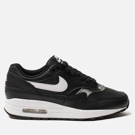 Женские кроссовки Nike Air Max 1 Black/White