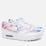 Женские кроссовки Nike Air Max 1 Cherry Blossom Pack White/University Blue фото- 1