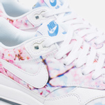 Женские кроссовки Nike Air Max 1 Cherry Blossom Pack White/University Blue фото- 3