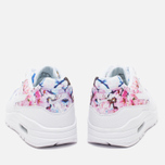 Женские кроссовки Nike Air Max 1 Cherry Blossom Pack White/University Blue фото- 5