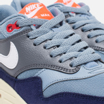 Женские кроссовки Nike Air Max 1 Essential Blue Grey/Bright Crimson/Loyal Blue/White фото- 5