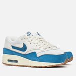 Женские кроссовки Nike Air Max 1 Essential Light Bone/Brigade Blue фото- 1