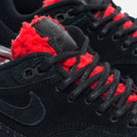 Женские кроссовки Nike Air Max 1 Premium Sherpa Pack Black/Red фото- 3