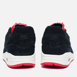 Женские кроссовки Nike Air Max 1 Premium Sherpa Pack Black/Red фото- 5
