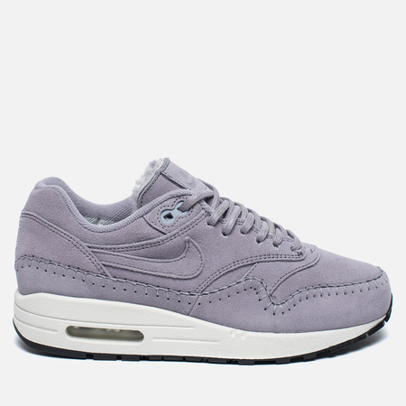Женские кроссовки Nike Air Max 1 Premium Sherpa Pack Light Purple