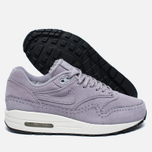 Женские кроссовки Nike Air Max 1 Premium Sherpa Pack Light Purple фото- 1