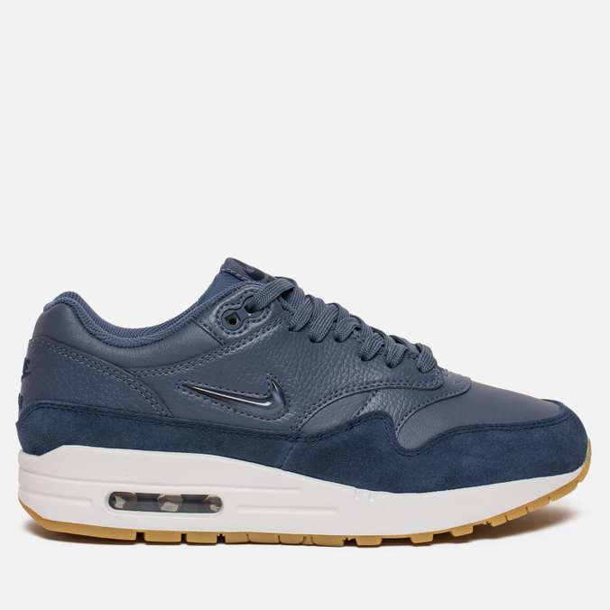 0137a30d Женские кроссовки Nike Air Max 1 Premium SC Diffused Blue/Diffused  Blue/Navy ...