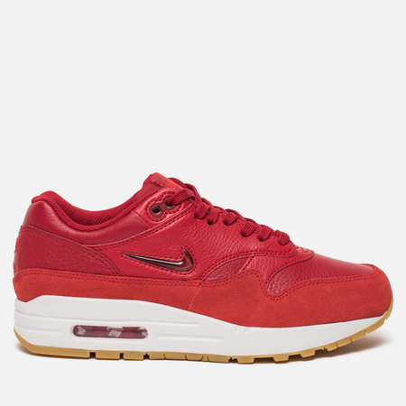 Женские кроссовки Nike Air Max 1 Premium SC Gym Red/Gym Red/Speed Red