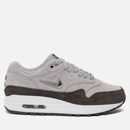 Женские кроссовки Nike Air Max 1 Premium SC Wolf Grey/Metallic Pewter/Deep Pewter/White