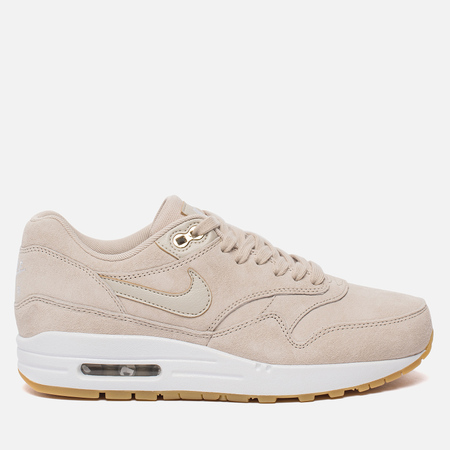 Женские кроссовки Nike Air Max 1 SD Oatmeal/Oatmeal/White/Gum Light Brown