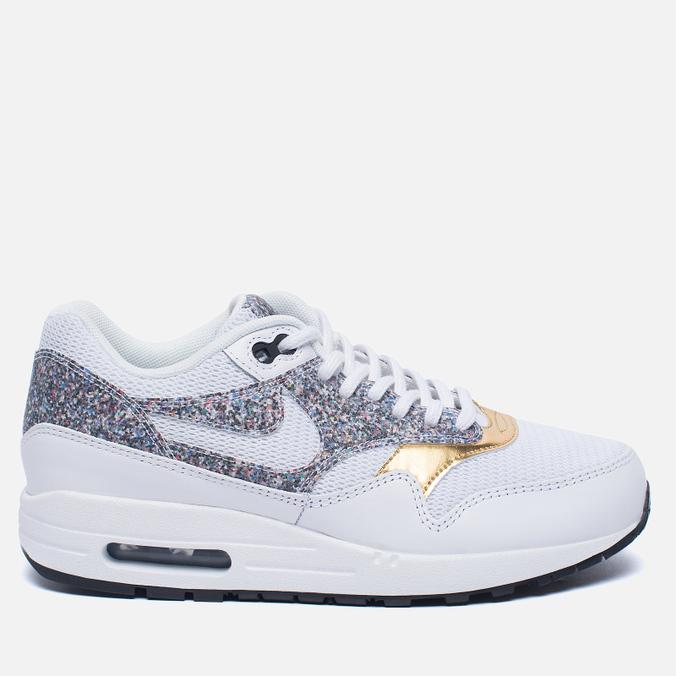 Женские кроссовки Nike Air Max 1 SE White/Black