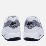 Женские кроссовки Nike Air Max 1 SE White/Black фото- 3