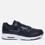 Женские кроссовки Nike Air Max 1 Ultra 2.0 Black/Metallic Hematite/White фото- 0
