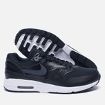 Женские кроссовки Nike Air Max 1 Ultra 2.0 Black/Metallic Hematite/White фото- 2