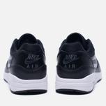 Женские кроссовки Nike Air Max 1 Ultra 2.0 Black/Metallic Hematite/White фото- 3